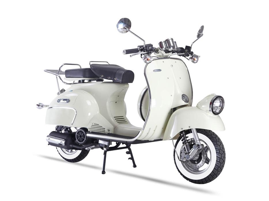 neco abruzzi 65 50cc neco scooters ireland. Black Bedroom Furniture Sets. Home Design Ideas