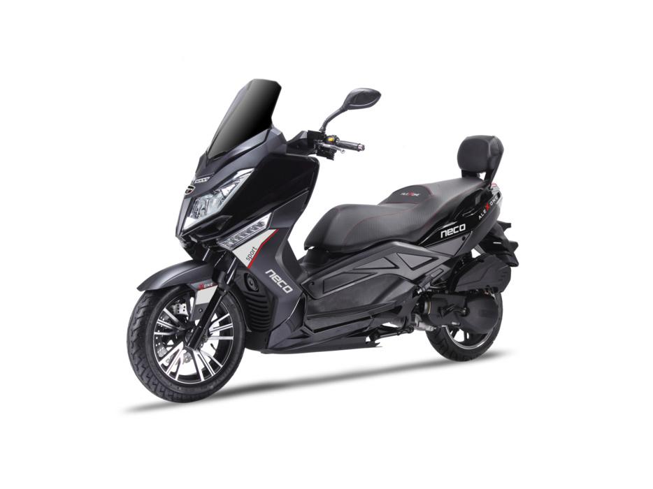 Alexone 125cc
