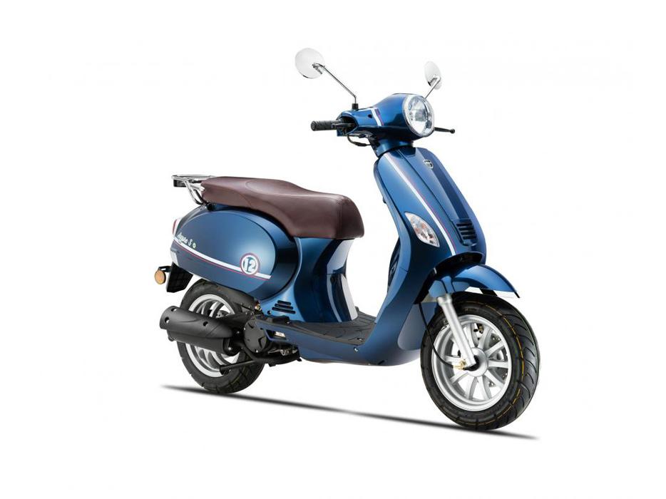 Azzuro S 50 Blue