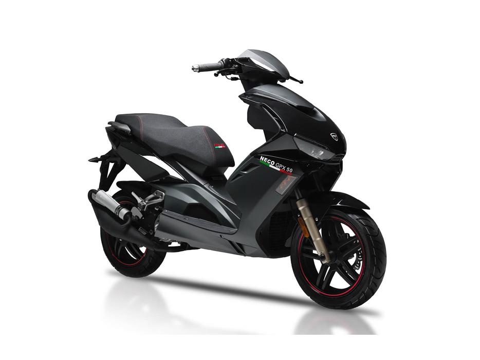 GPX 50 Nero