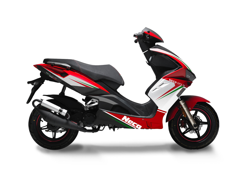 GPX 50 Rossa Racing 'R'