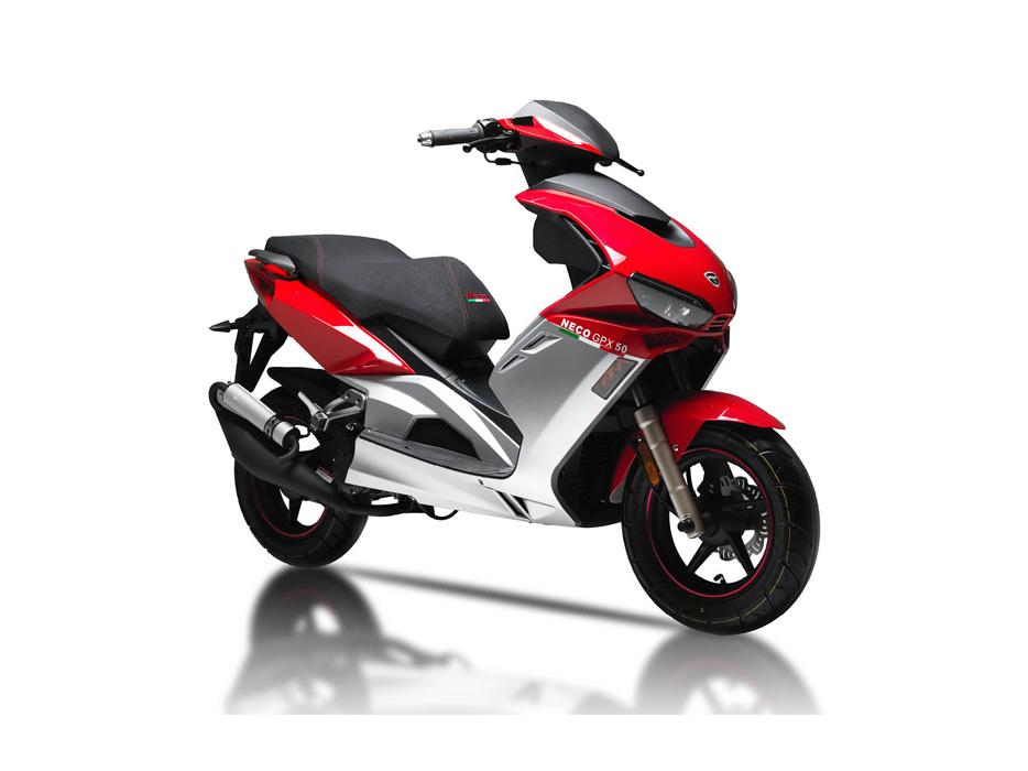GPX 50 Rossa