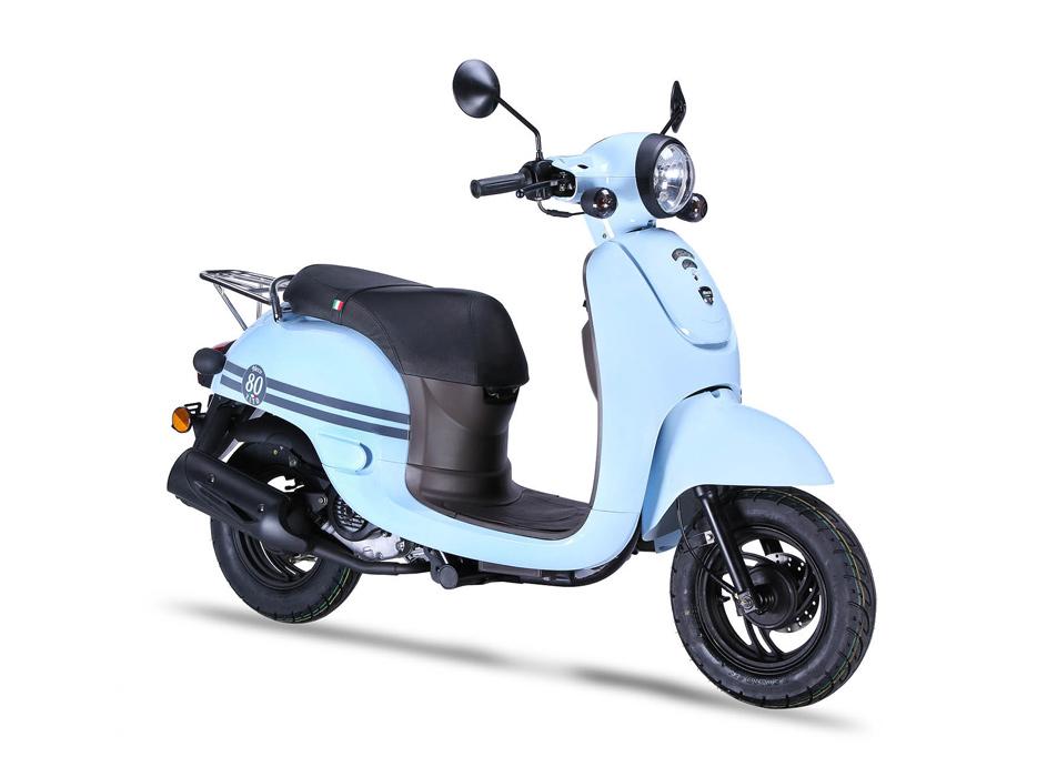 neco tito 50cc neco scooters ireland. Black Bedroom Furniture Sets. Home Design Ideas